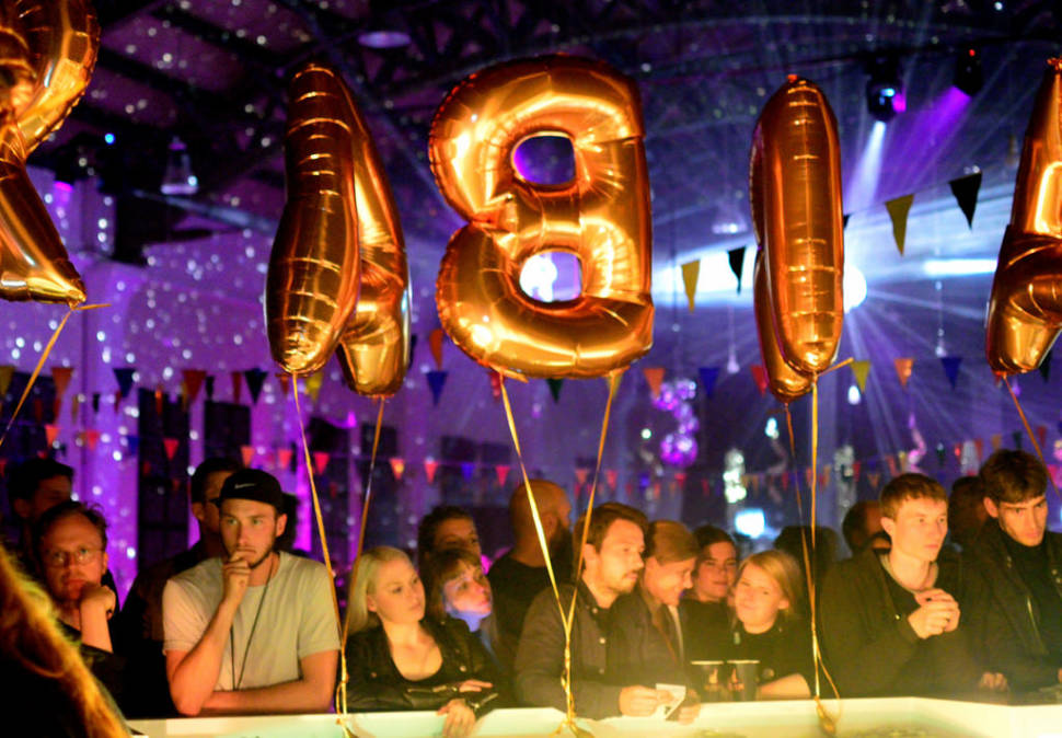 Strøm Festival Final Party