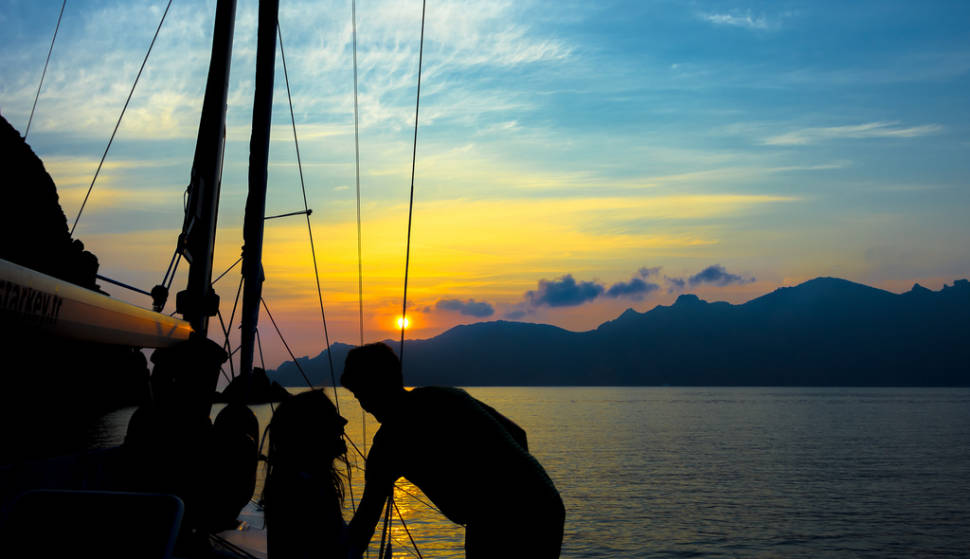Best time for Boat Trips Around Corsica