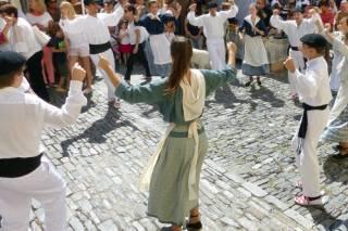 Hazelnut Festival or Fiera di a Nuciola in Cervione