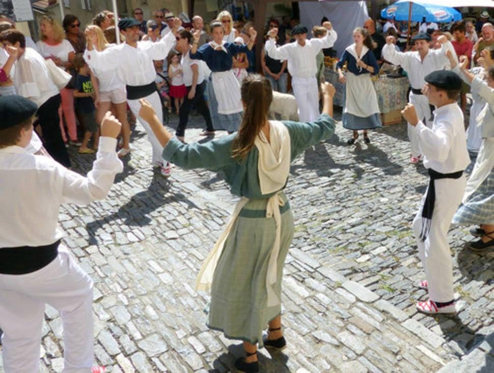 Hazelnut Festival or Fiera di a Nuciola in Cervione in Corsica - Best Time