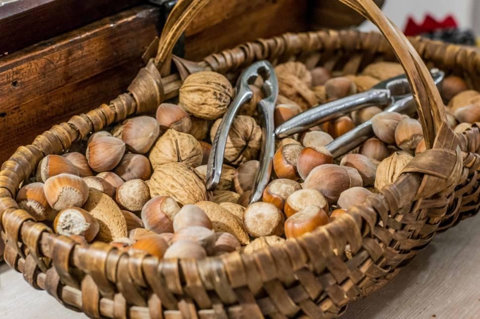 Hazelnut Season in Corsica - Best Season