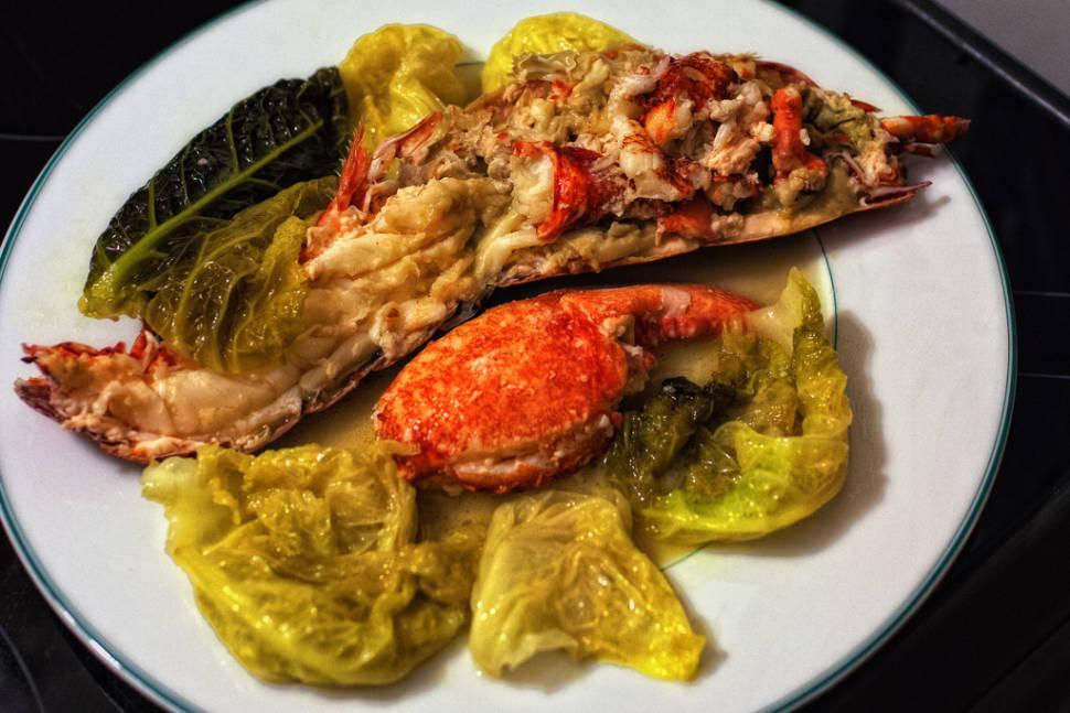 Lobster in Corsica - Best Season