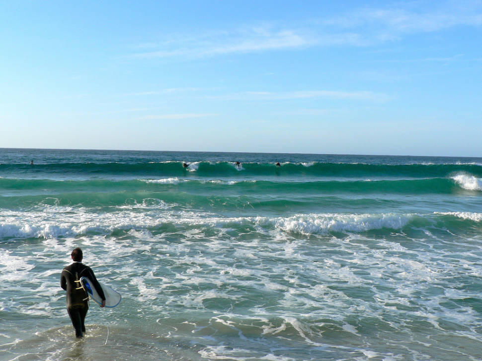 Surfing in Corsica - Best Season