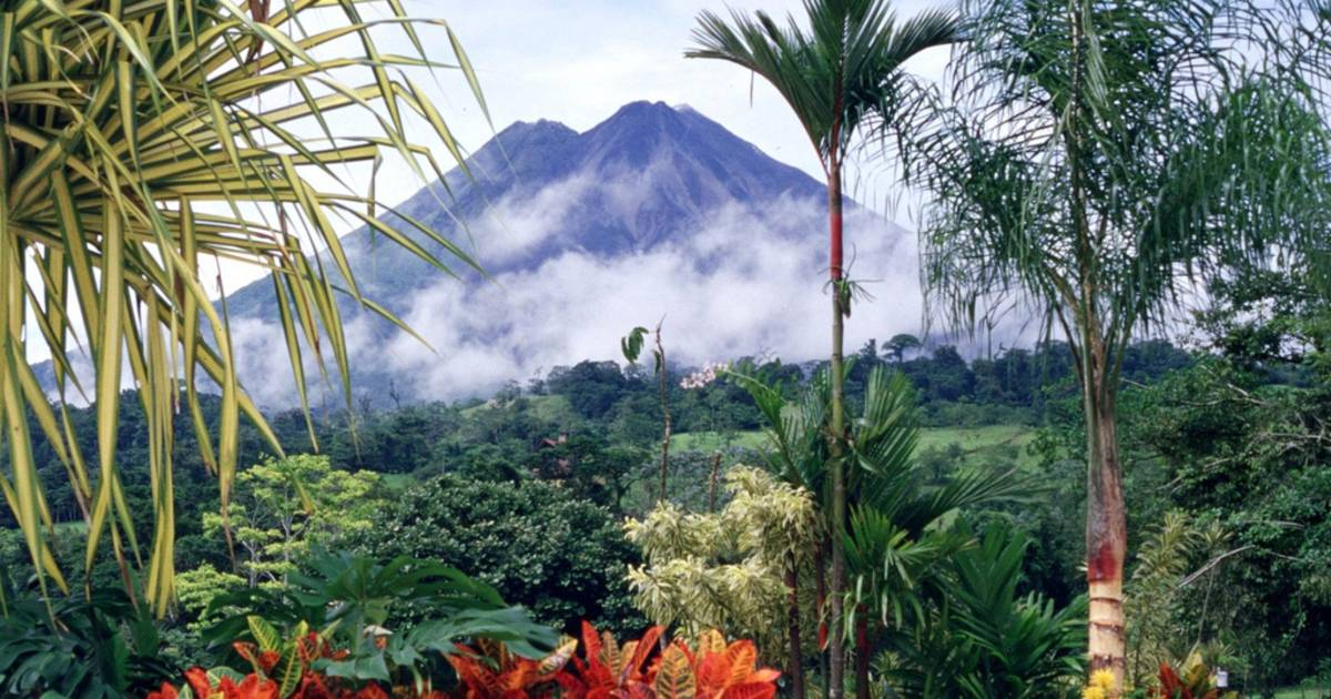Arenal Volcano in Costa Rica - Best Time