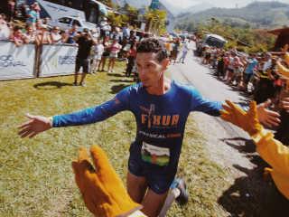 Chirripó Race or Carrera Chirripó
