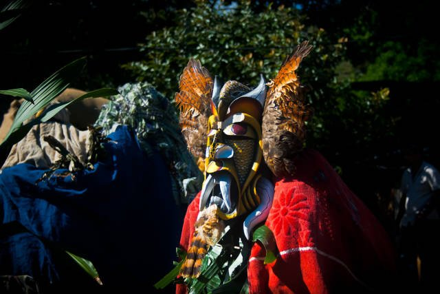 Festival of the Diablitos in Costa Rica - Best Season