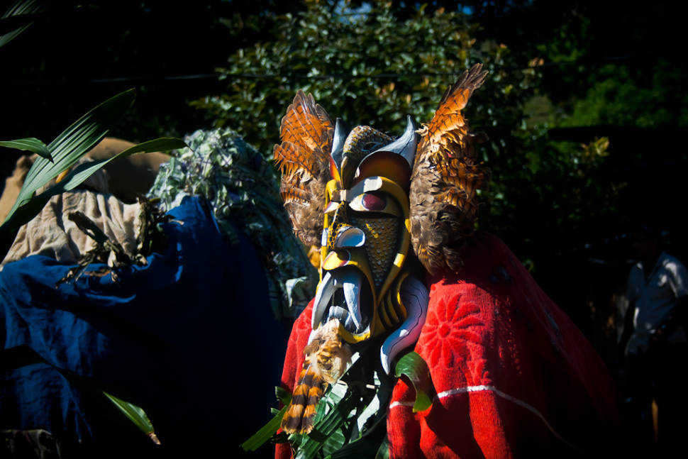 Festival of the Diablitos in Costa Rica - Best Season