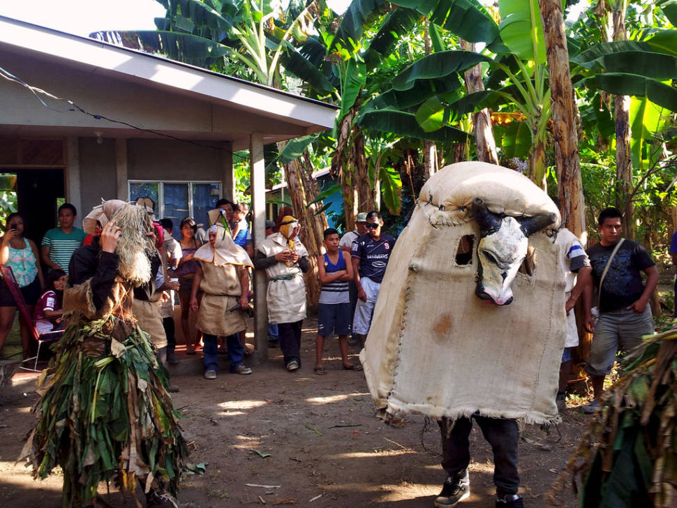 Best time for Festival of the Diablitos in Costa Rica