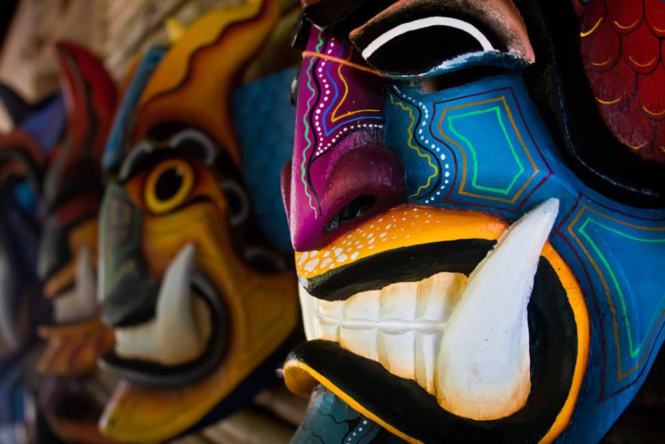 Festival of the Diablitos in Costa Rica - Best Time