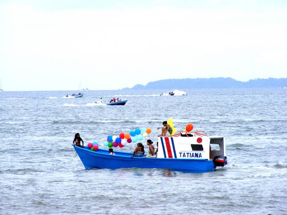 Best time for Fiesta de La Virgen del Mar in Costa Rica