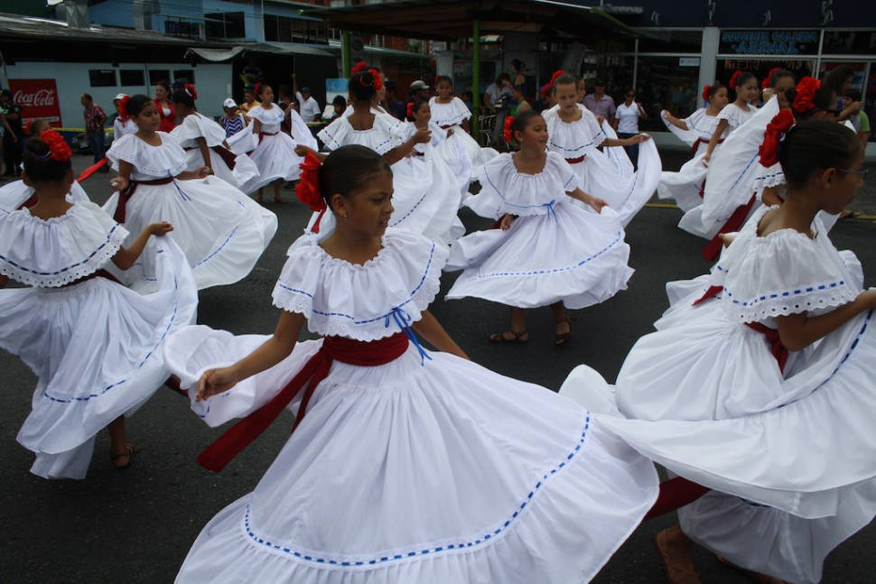 Independence Day in Costa Rica - Best Season