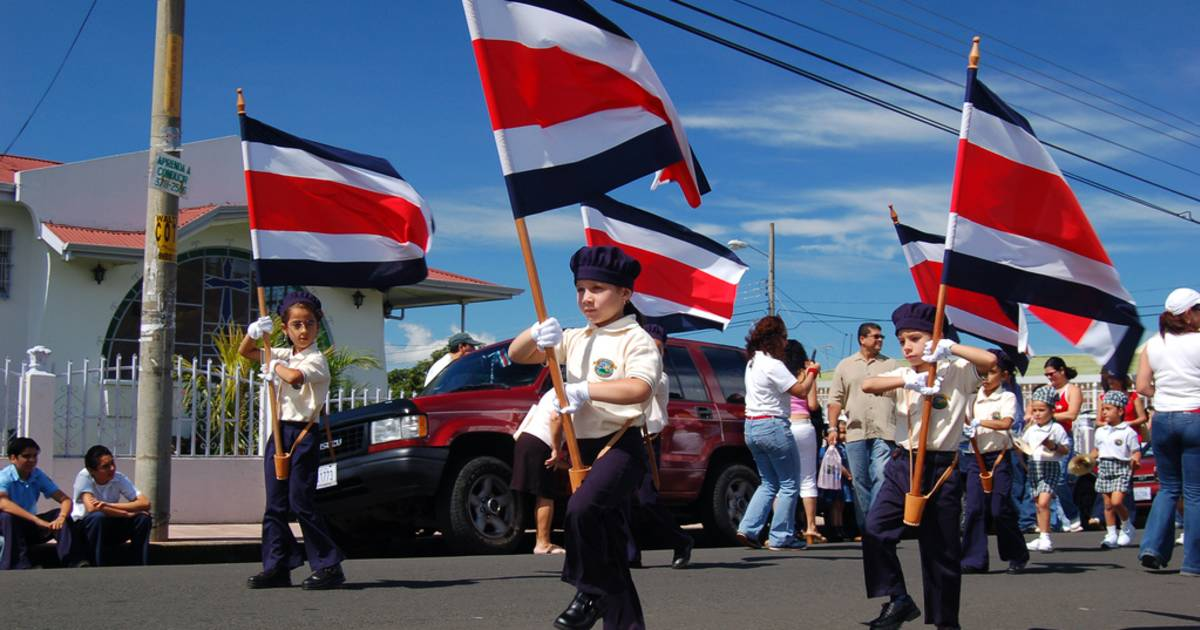 Independence Day in Costa Rica - Best Time