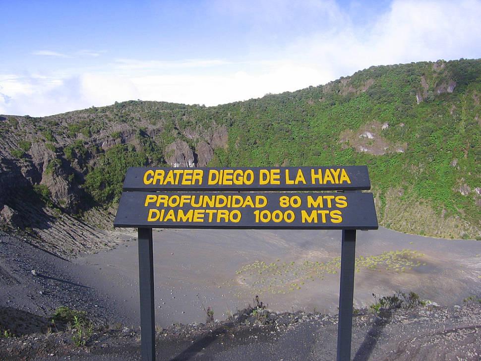 Best time for Irazu Volcano in Costa Rica