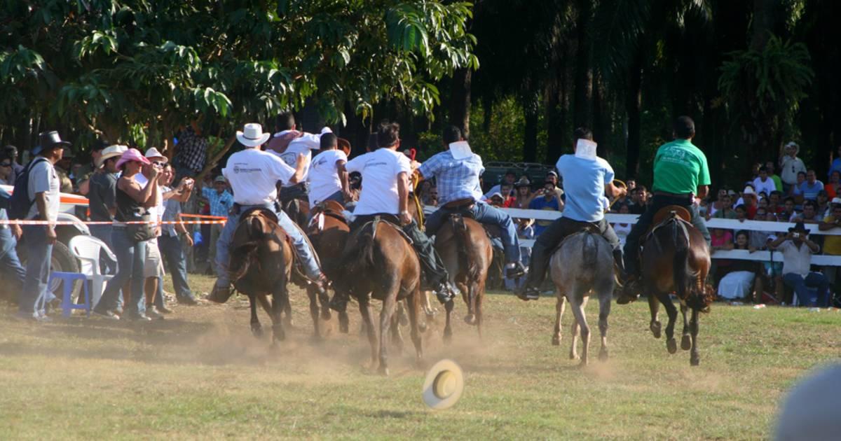 Parrita Mule Festival in Costa Rica - Best Time
