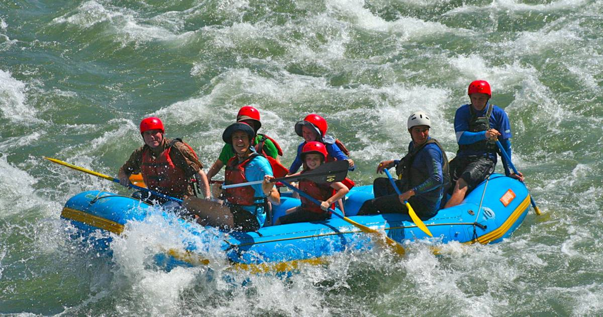 Rafting in Costa Rica - Best Time
