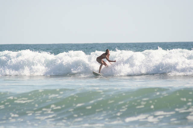 Best time for Surfing in Costa Rica