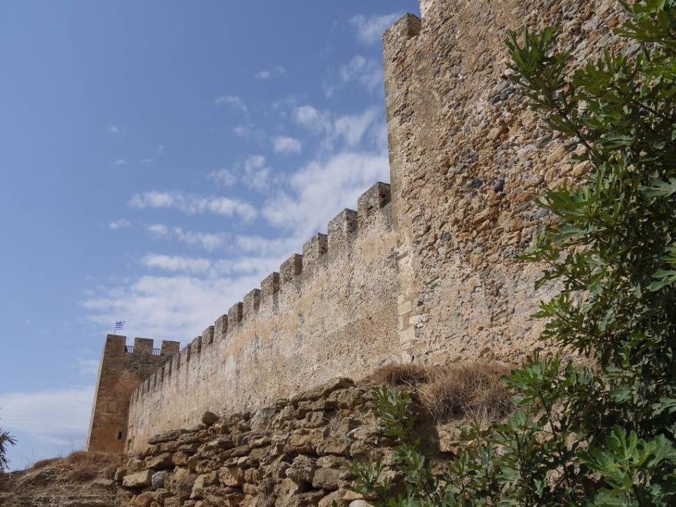 Best time for Drosoulites of Frangokastello Castle in Crete