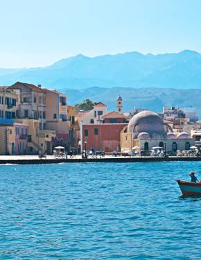 Best time to visit Crete