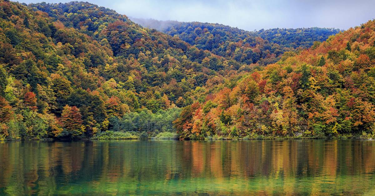 Autumnal Plitvice Lakes in Croatia - Best Time