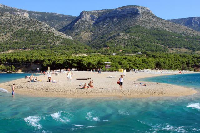 Beach Season in Croatia - Best Season