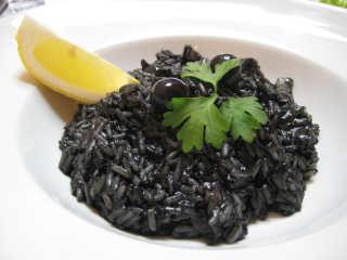 Crni Rizot (Black Risotto)