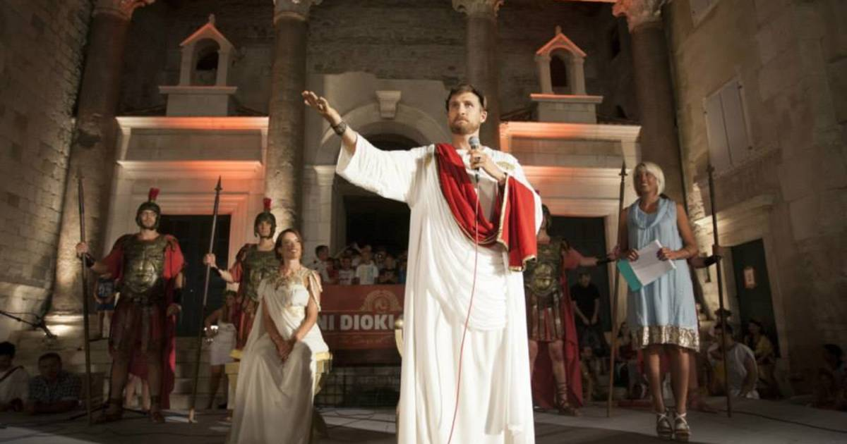 Days of Diocletian in Croatia - Best Time