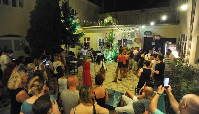 Best time for Dvorišta—the Courtyards of Zagreb in Croatia