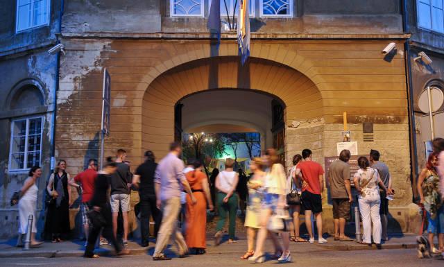 Dvorišta—the Courtyards of Zagreb in Croatia - Best Season