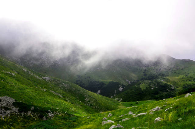 Hiking in Croatia - Best Season