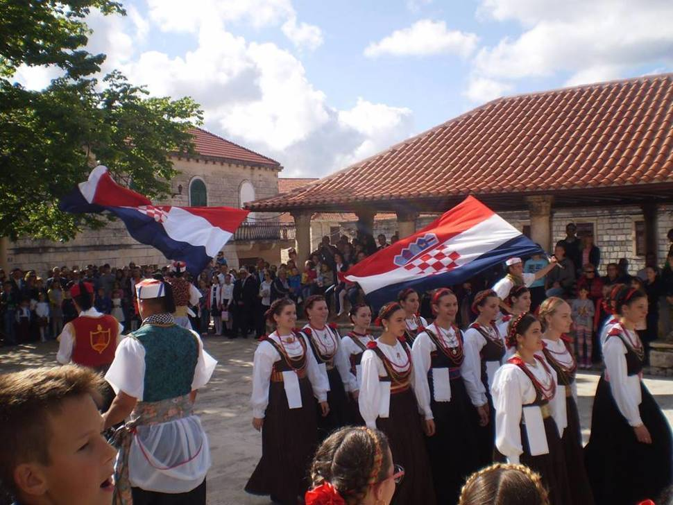 Best time to see Kumpanjija Performance in Croatia