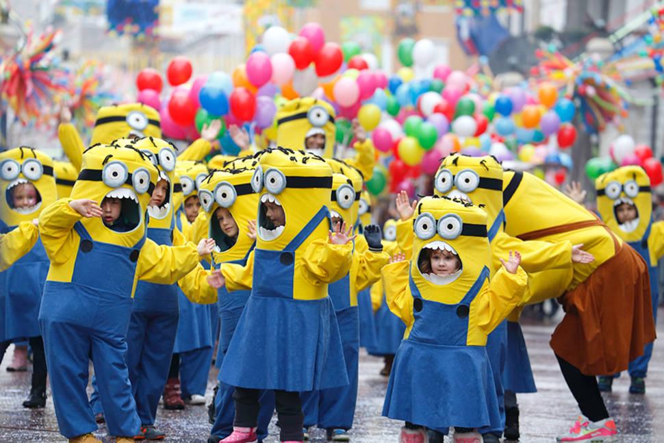 Rijeka Carnival in Croatia - Best Season