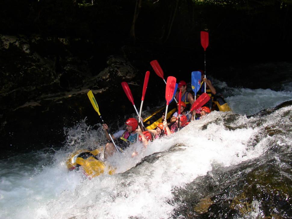 White Water Rafting in Croatia - Best Season
