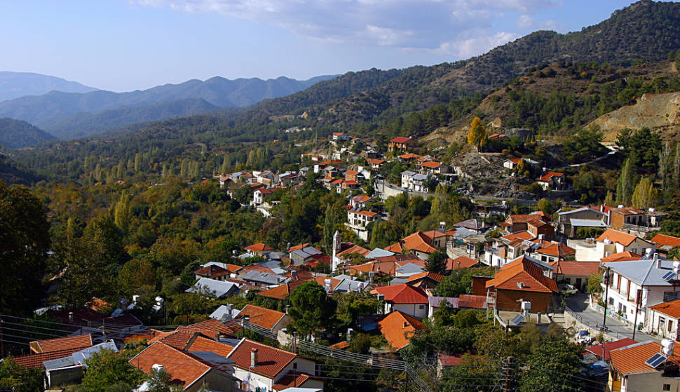 Best time for Autumn in Cyprus