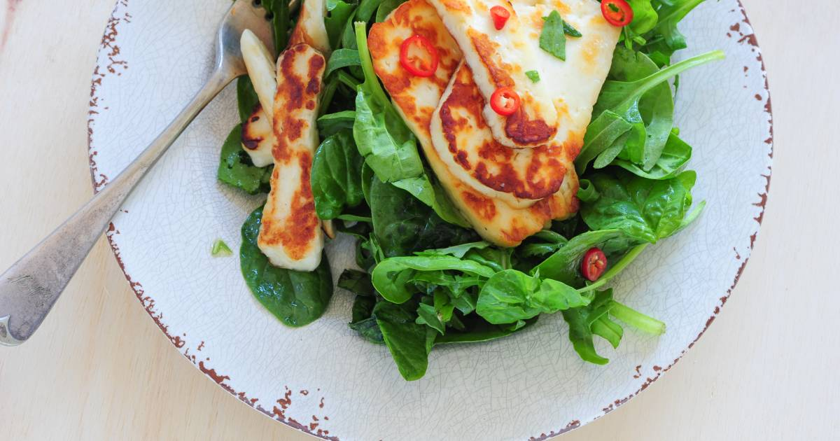 Fresh Halloumi Cheese in Cyprus - Best Time