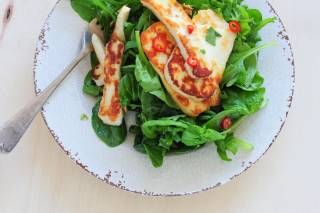 Fresh Halloumi Cheese