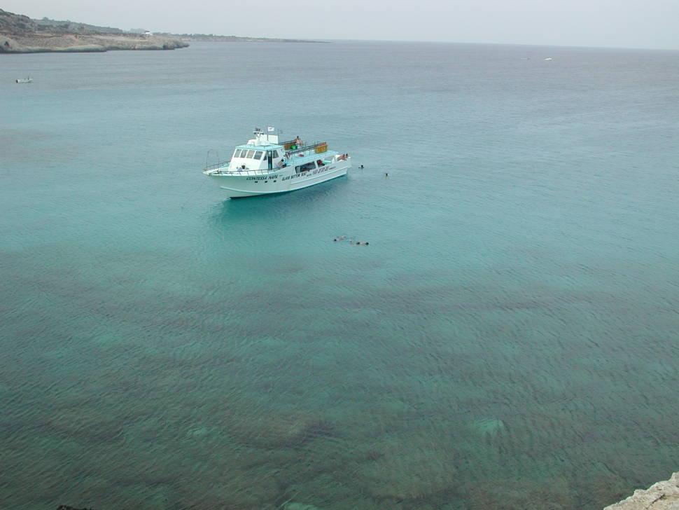 Konnos Bay snorkelling