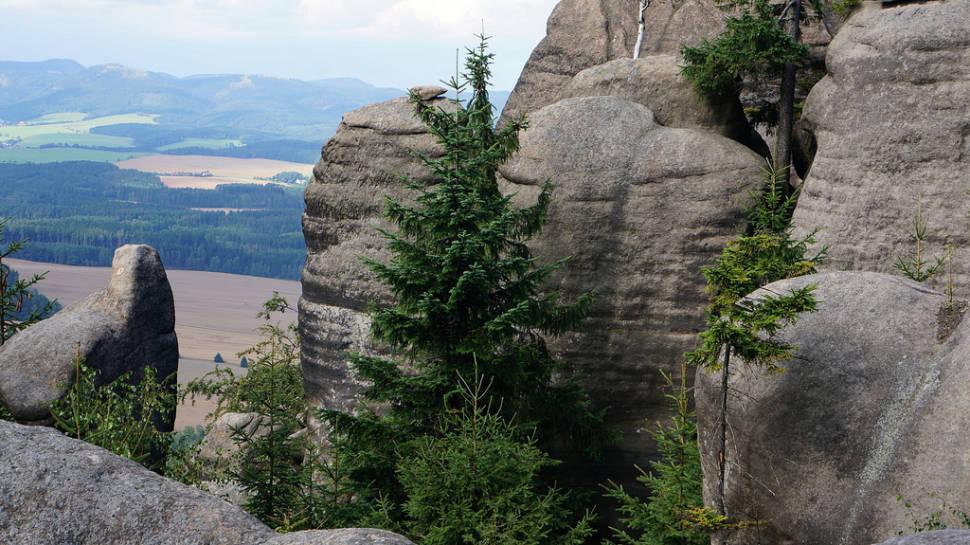 Broumovské Stěny (Broumov Walls) Climbing in Czech Republic - Best Season