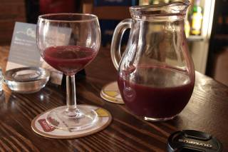 Burčák (Young Wine)