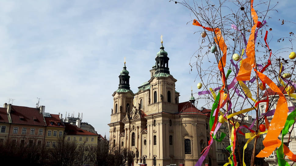 Best time for Holy Week (Svatý Týden) & Easter in Czech Republic