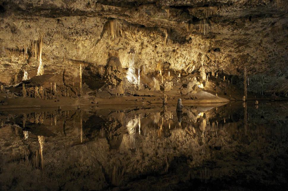 Punkevní jeskyně (Punkva Caves)