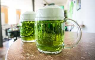 Zelené Pivo (Green Beer)