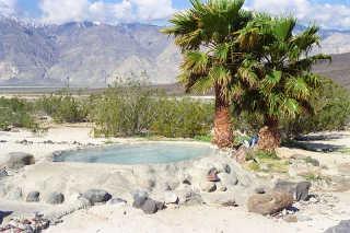 Saline Valley Hot Springs