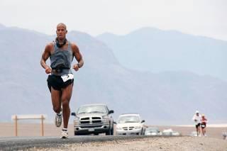 Badwater 135 Ultramarathon