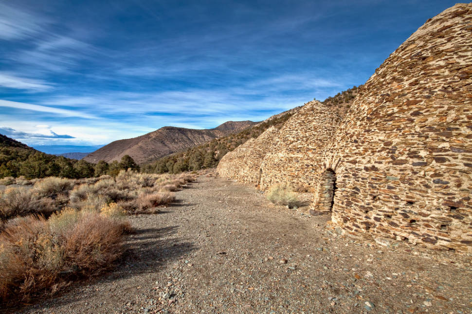 Best time for Wildrose Charcoal Kilns in Death Valley