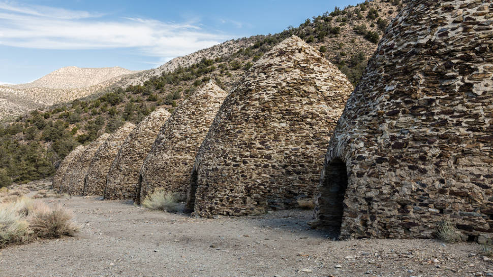 Wildrose Charcoal Kilns in Death Valley - Best Time