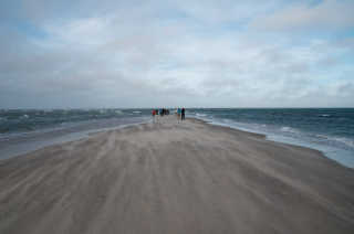 Grenen, the Northernmost Point in Denmark