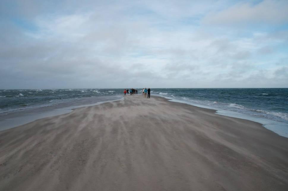 Grenen, the Northernmost Point in Denmark in Denmark - Best Time