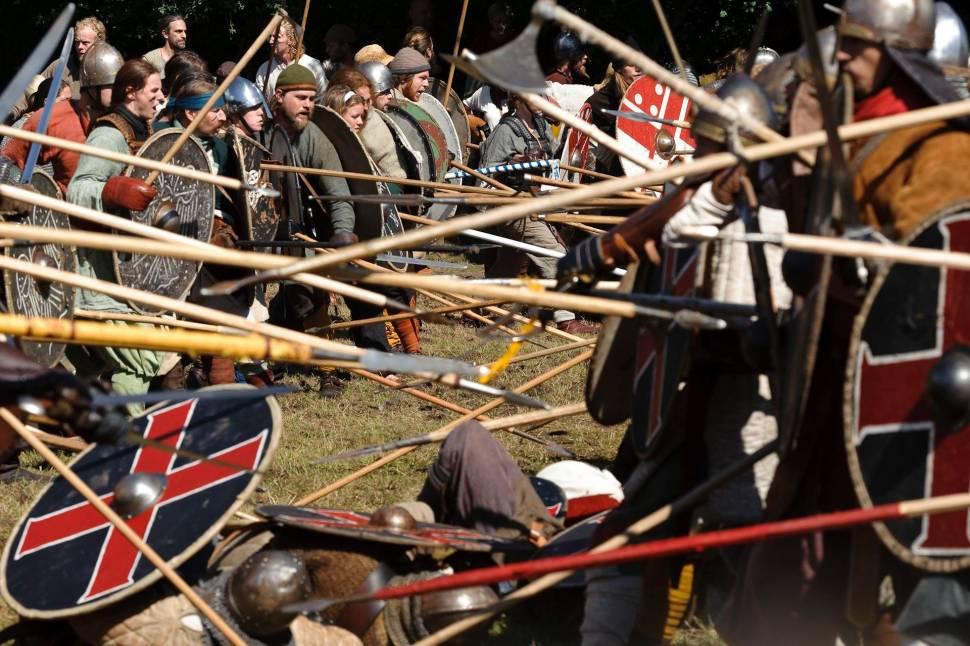 Best time for Moesgård Viking Moot in Denmark