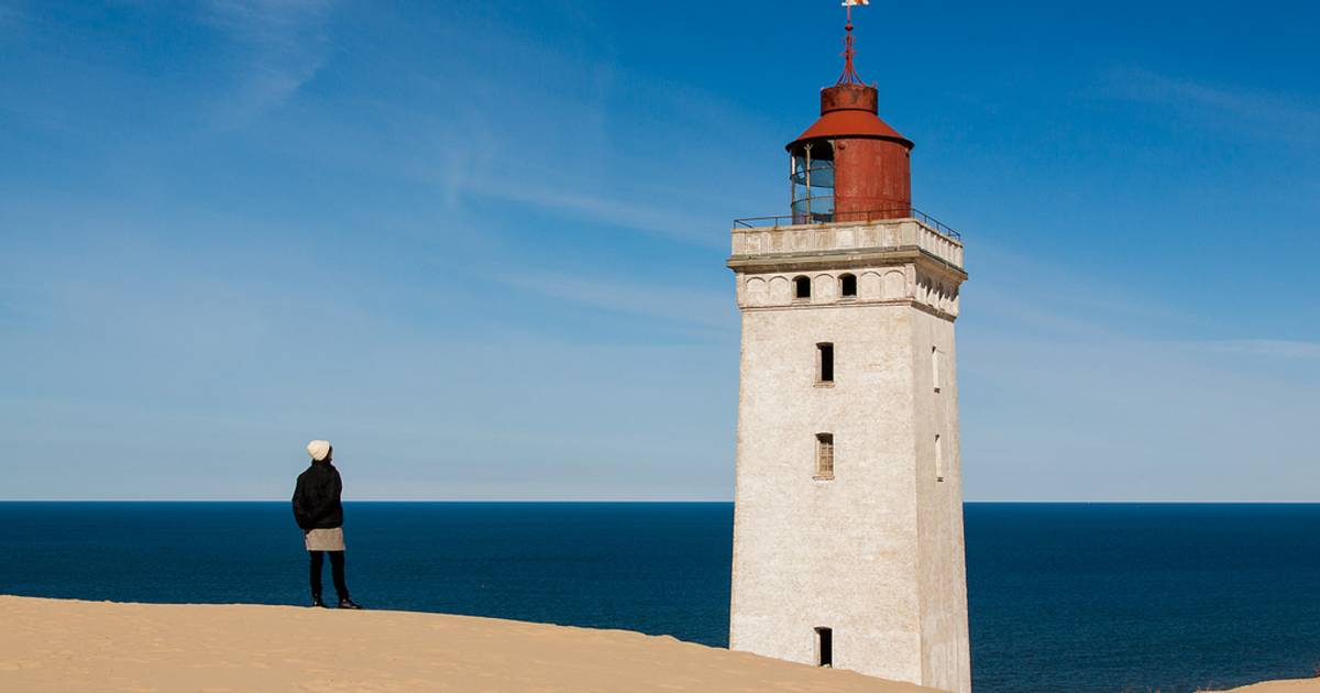 Rubjerg Knude Lighthouse in Denmark - Best Time