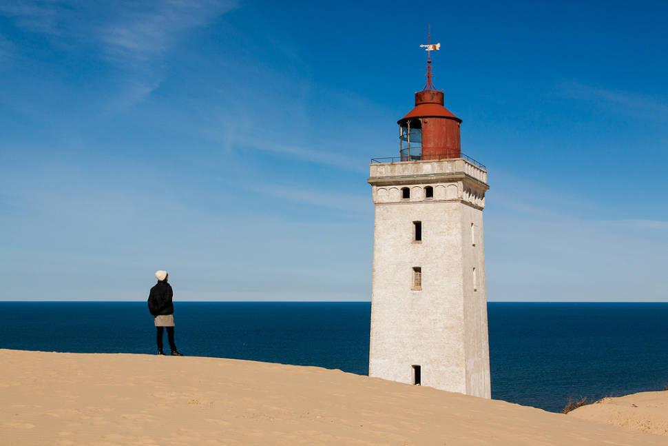 Rubjerg Knude Lighthouse in Denmark - Best Time